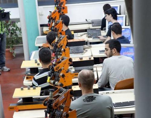 robotics training program