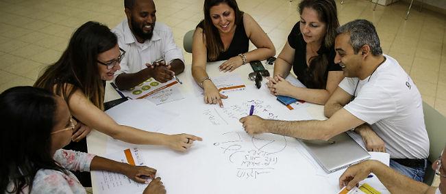 מודל יישובי לקידום מוביליות חברתית