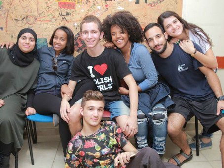 המפתח לשילוב צעירים ערבים: התנדבות