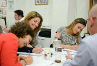 gvahim association activity
