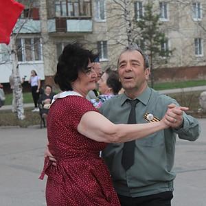 """Акция """"Вальс Победы"""""""