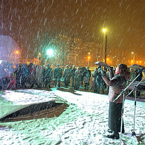"""Праздничный концерт в рамках акции """"Ночь искусств"""""""