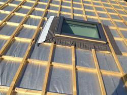 Velux isolation fenetre toiture