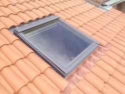 Fenetre de toit velux isolant
