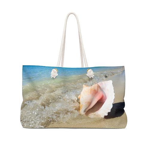 Weekender Bag - Conch 24 x 13
