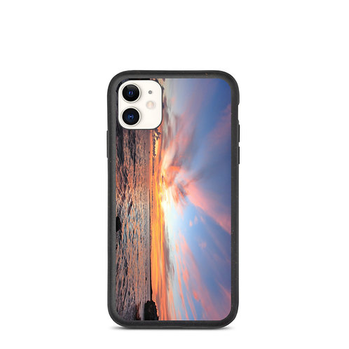 Biodegradable iPhone Sunset