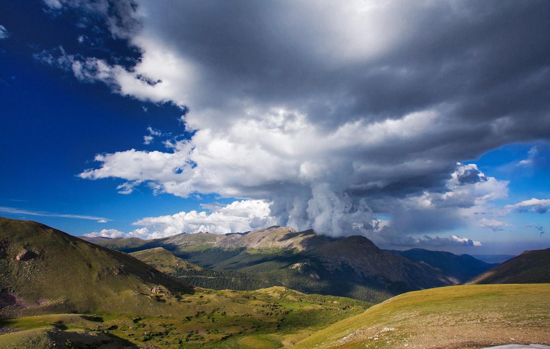 Thundercloud ~ Colorado
