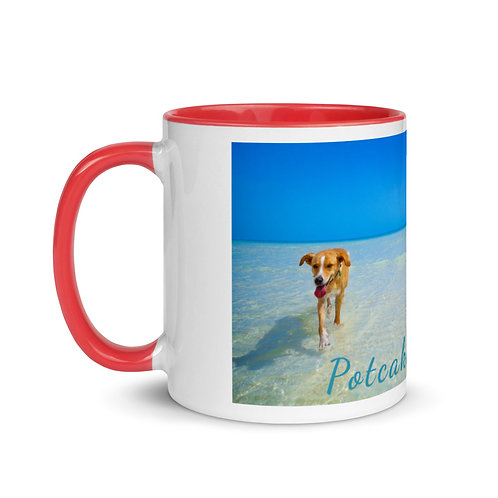 Colored Mug - Potcakes Chill