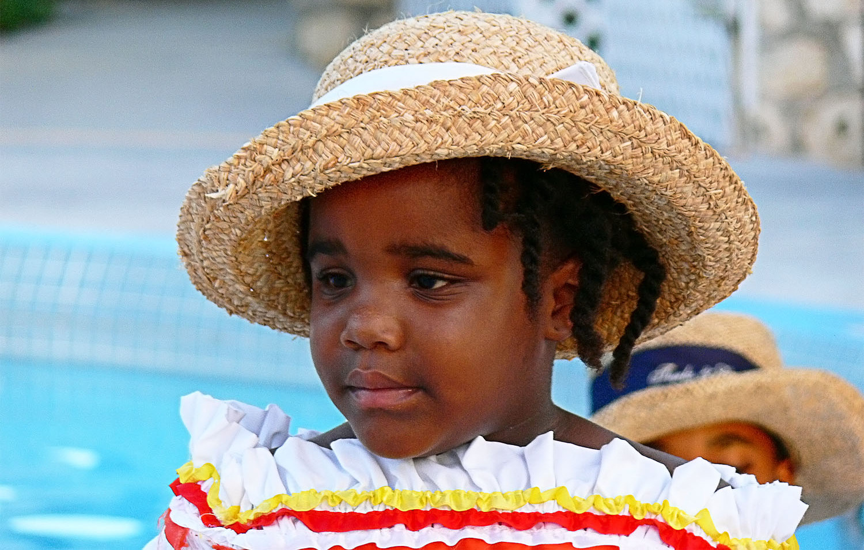 Little Turks & Caicos Girl