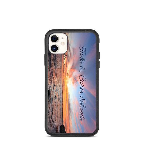 Biodegradable iPhone Case Turks & Caicos
