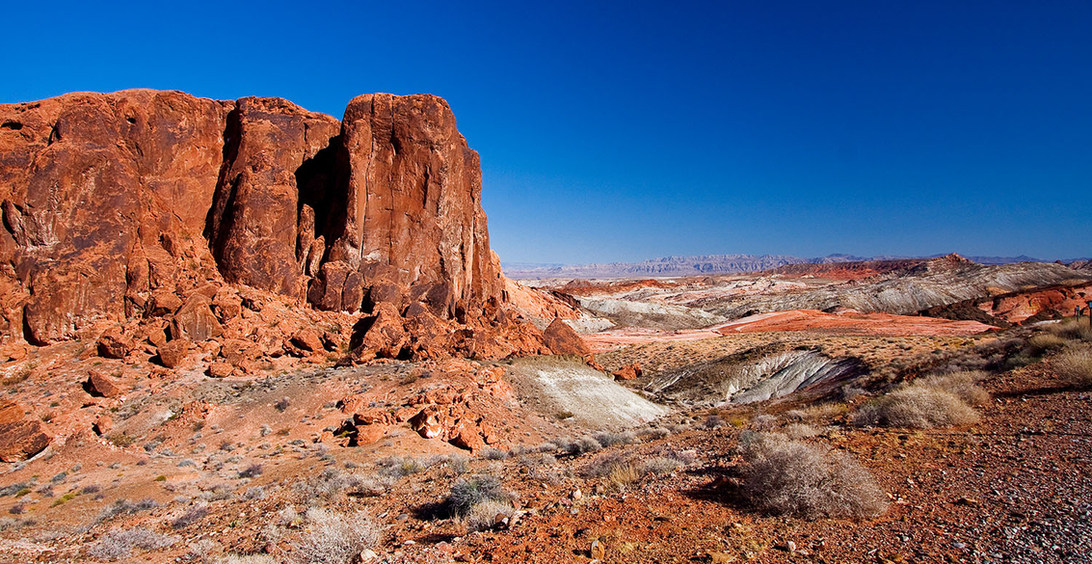 Red Rocks ~ Arizona