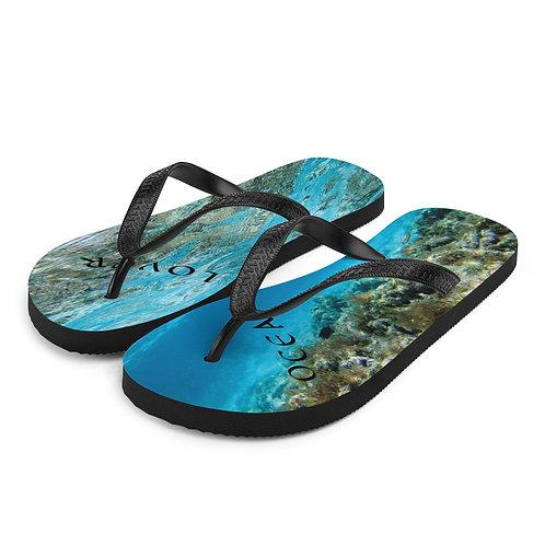 Flip-Flops Ocean Lover