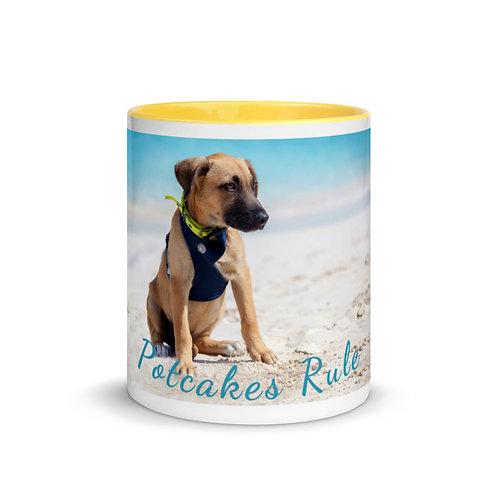 Colored Mug - Potcakes Rule