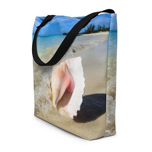 Beach Bag - Conch 16 x 20
