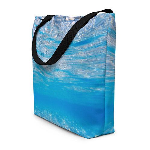 Beach Bag - Ocean 16 x 20