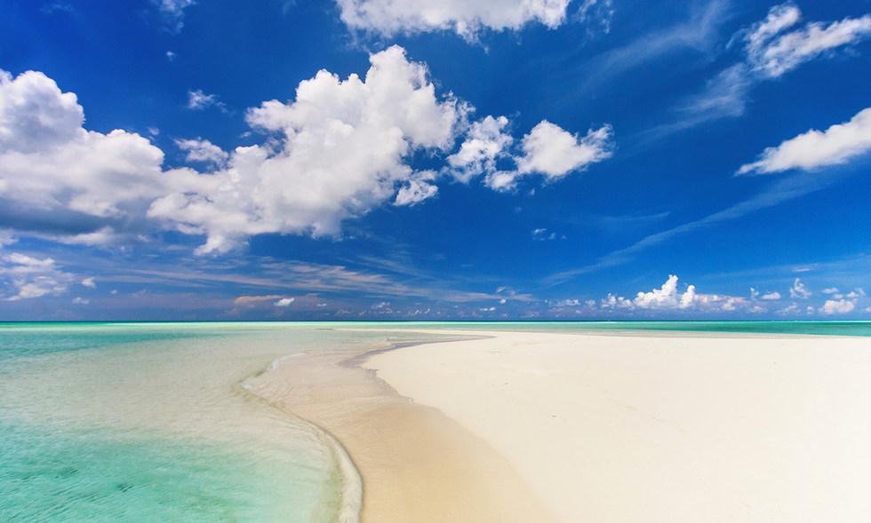 Swirling Colors ~ Sandbank