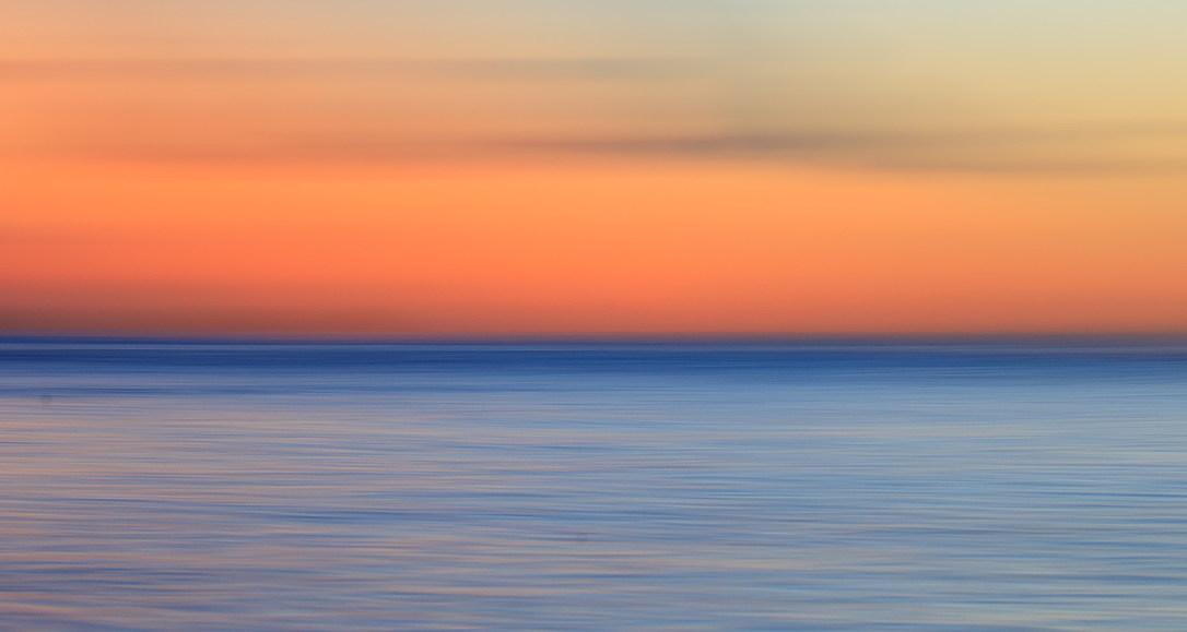 Caribbean Sunset Colors