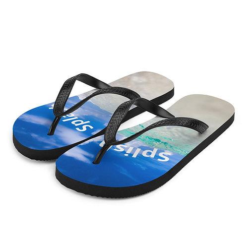 Flip-Flops - splish splash
