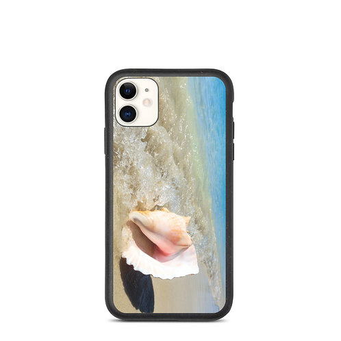 Biodegradable Phone Case Conch