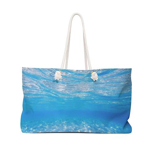 Weekender Bag - Ocean 24 x 13