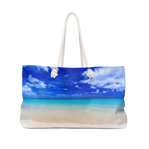 Weekender Bag - Beach 24 x 13