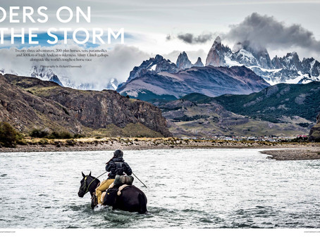 The Worlds Toughest Horse Race - How to Spend It