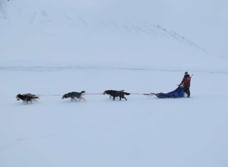 Svalbard Arctic crossing - How To Spend It