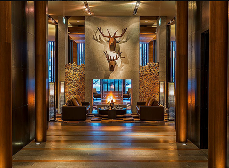 THE CHEDI, ANDERMATT: ALPINE CLASS MEETS THE LUXURY OF THE ORIENT - Independent