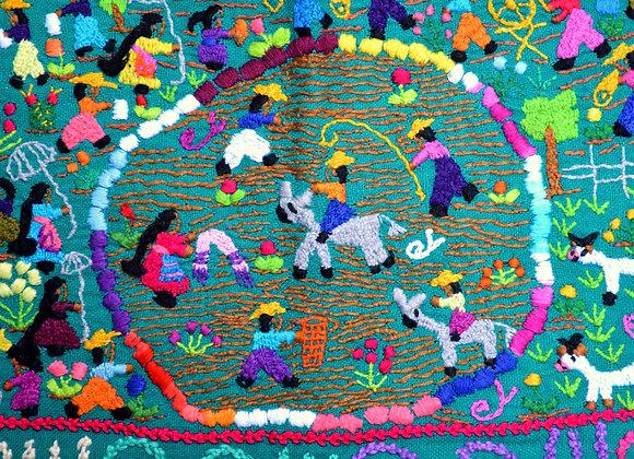 El Carnival by Cristina Barriga