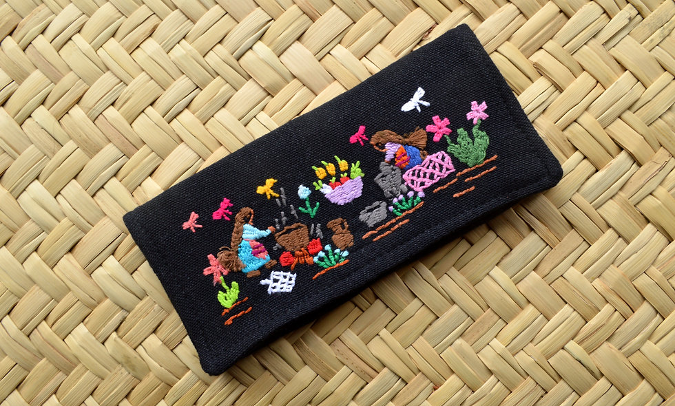 Country Scene Wallet