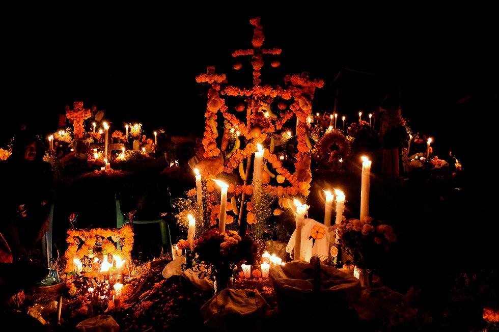 Dia de Muertos - Cucuchucho, Michoacan M