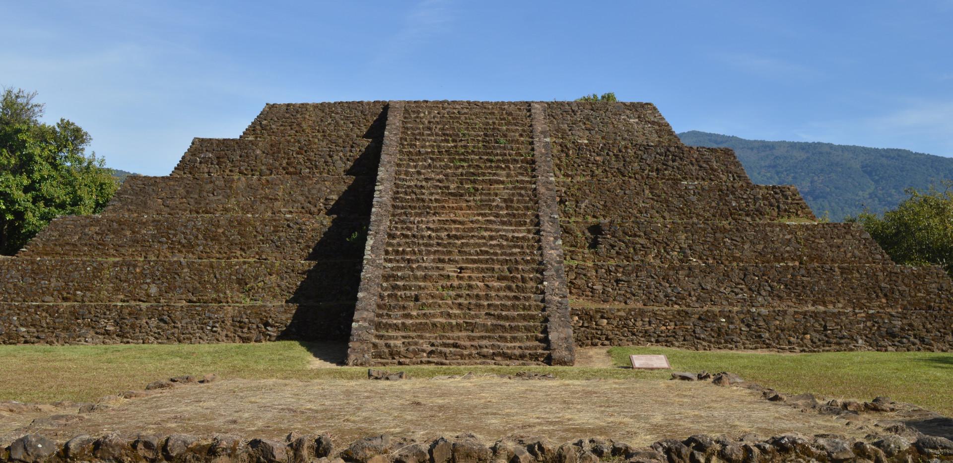 Ancient City of Tingambato - Archaeology