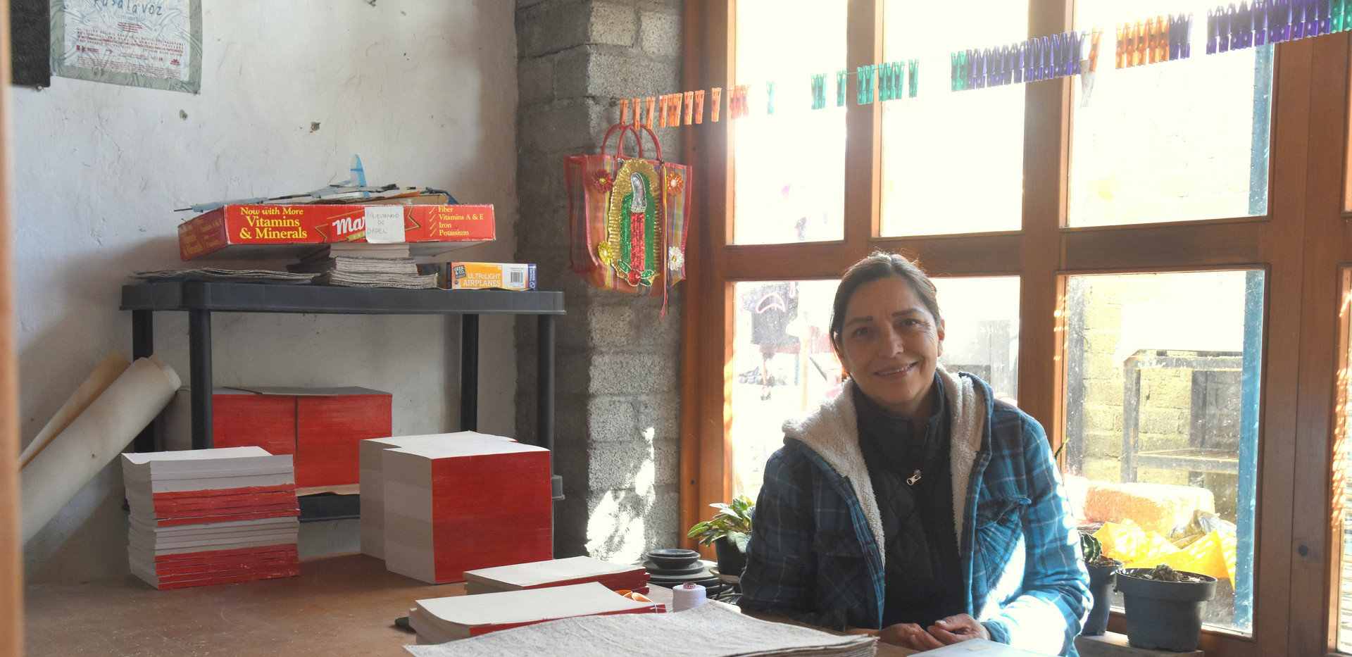 Taller de Lirio Officios, Lake Patzcuaro