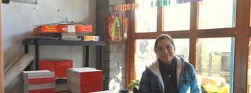 Taller de Lirio Officios, Lake Patzcuaro