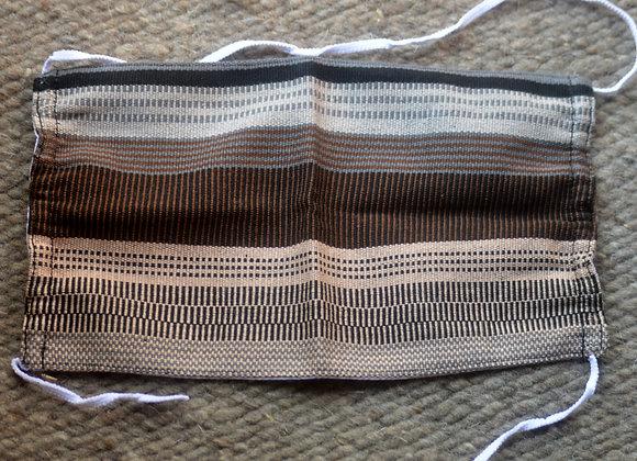 Maya Back Strap Loom Face Masks
