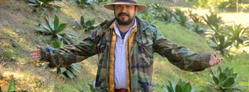 Khurikua Mezcal Distillery, Michoacan