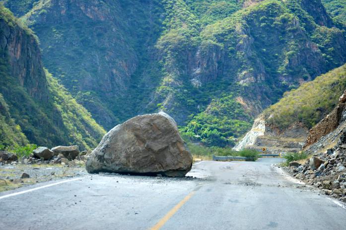 Road to Batopilas