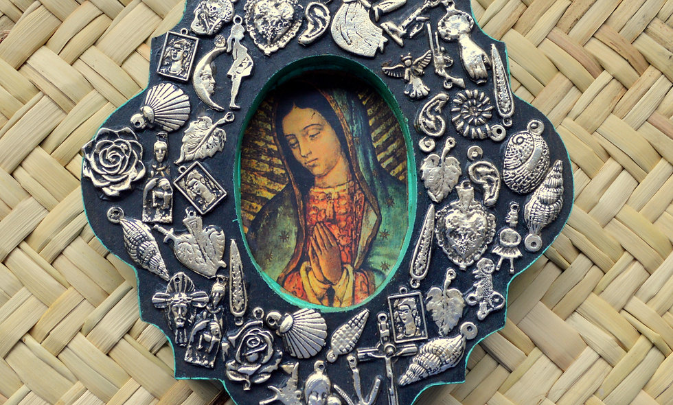 Our Lady Guadalupe Milagro
