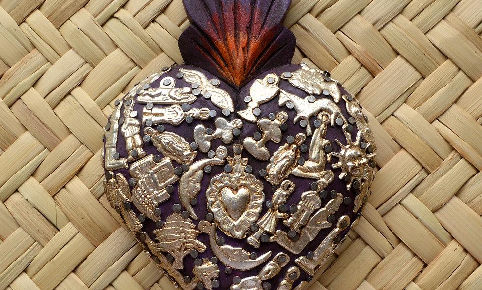 Sacred Milagro Heart