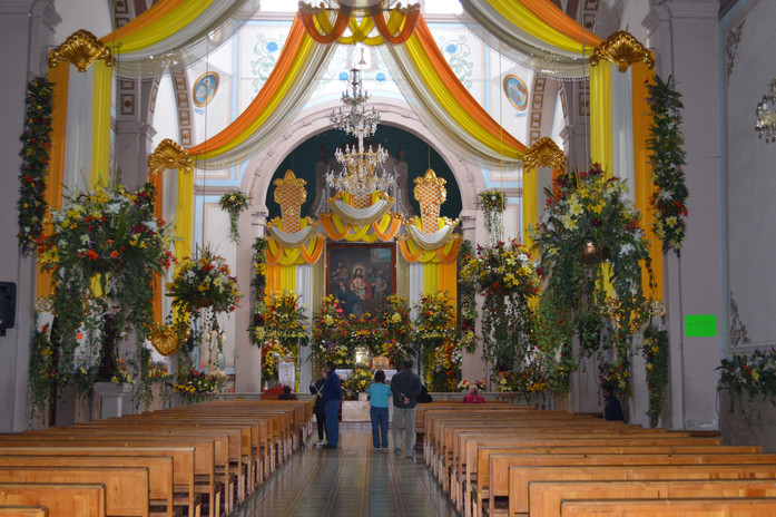 Convent of Santa Ana, Tzintzuntzan (8).J