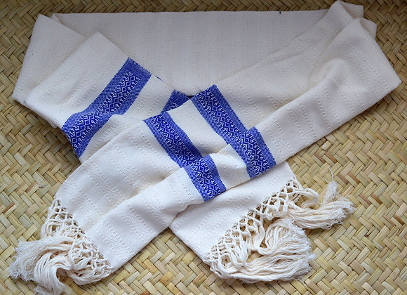 Cotton Treadle Loom Rebozo