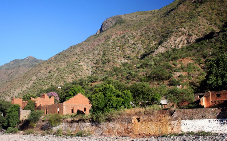 Batopilas - Lost Church of Satevo