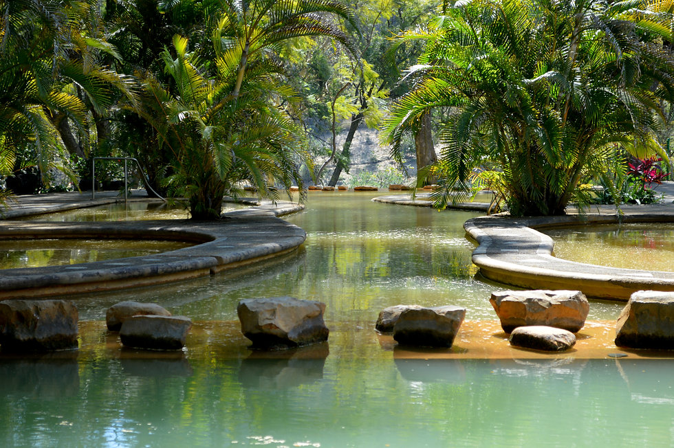 Agua Blanca Resort, Jungapeo Michoacan (