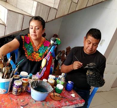 Adriana Corte Espinosa & Miguel Angel To