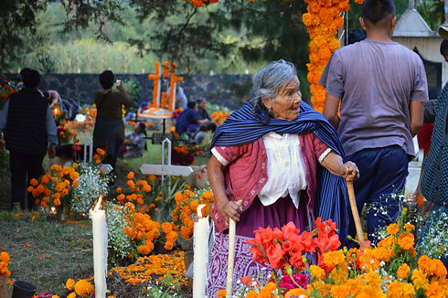 Michoacan - Dia de Muertos - Day of the