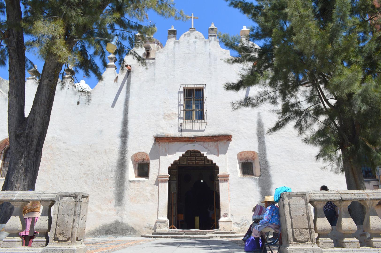 The Sanctuario de Jesus Nazareno, Atoton