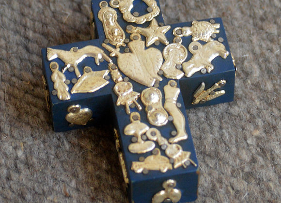 Sacred Milagro Cross