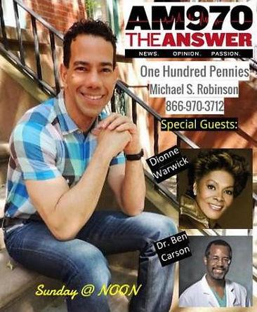 Obmacare, Dr. Ben Carson, Dionne Warwick