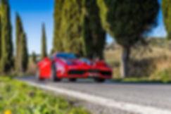 Ferrari Luxury Rent Car