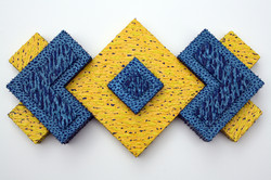 Blue and Yellow Symbiosis